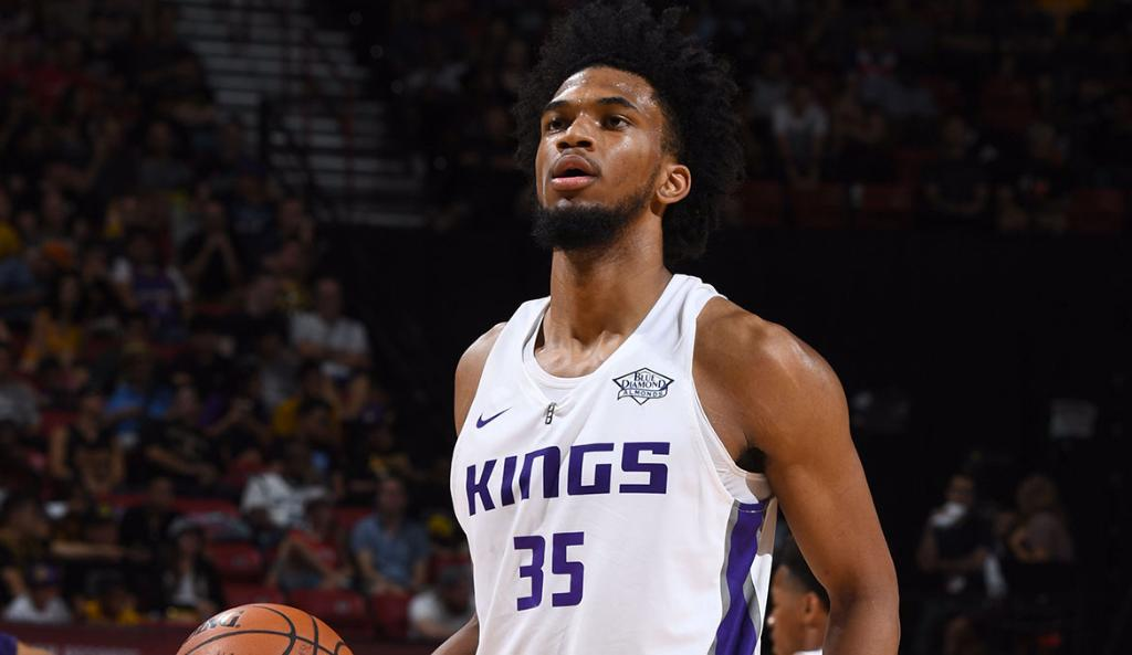 Marvin Bagley está fora da summer league