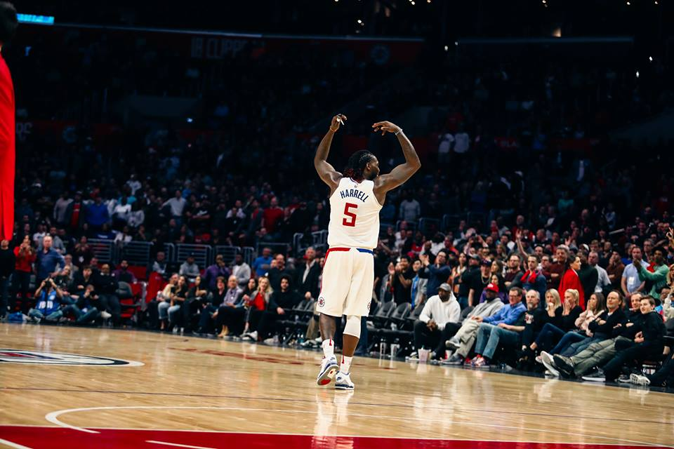 Clippers renovam contrato de Montrezl Harrell por duas temporadas - The Playoffs