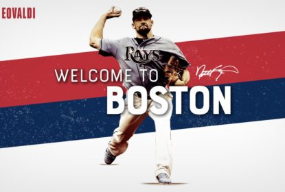 Boston Red Sox acerta troca por Nathan Eovaldi com o Tampa Bay Rays - The Playoffs