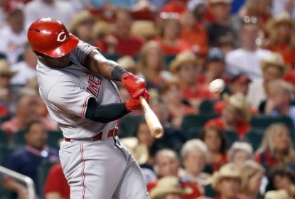 Reds surpreendem e vencem Cardinals no Busch Stadium - The Playoffs
