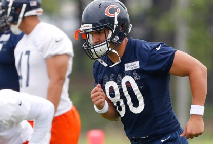Indianapolis Colts assina com tight end Trey Burton - The Playoffs