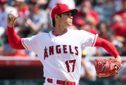 Shohei Ohtani usa pausa na MLB e segue recuperação da Tommy John - The Playoffs