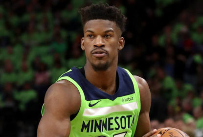 "Jimmy Butler não estará presente no ""media day"" do Minnesota Timberwolves - The Playoffs"