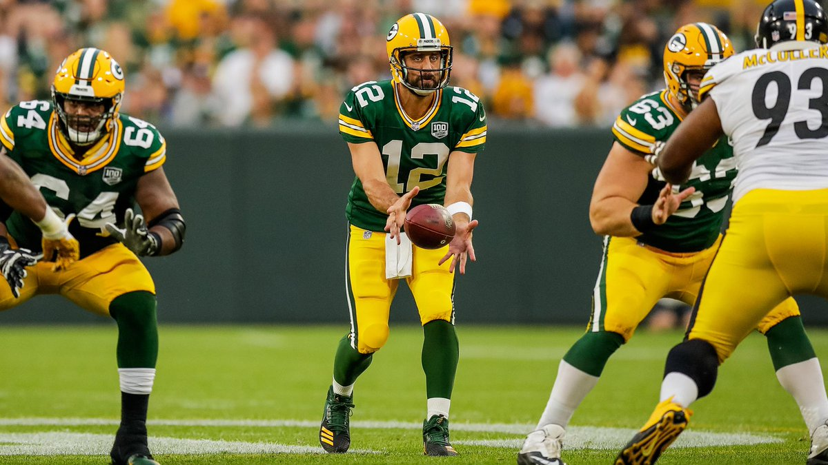 PRÉVIA  NFL Power Rankings 2018 The Playoffs   8 Green Bay Packers 5062aa0541ed6