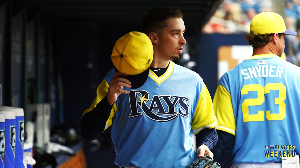 Blake Snell estende contrato com o Tampa Bay Rays por mais cinco temporadas - The Playoffs
