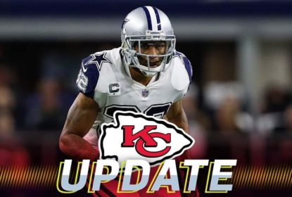 Orlando Scandrick assina com o Kansas City Chiefs