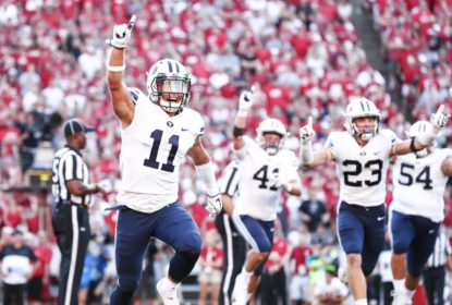 BYU surpreende e consegue upset para cima de Wisconsin - The Playoffs