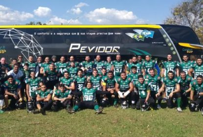 Cuiabá Arsenal mostra força, vence e se classifica na Conferência Centro-Oeste da BFA - The Playoffs