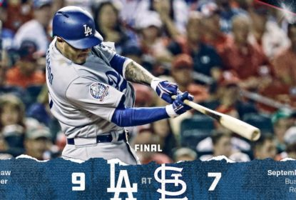 Los Angeles Dodgers vence jogo chave contra St. Louis Cardinals - The Playoffs