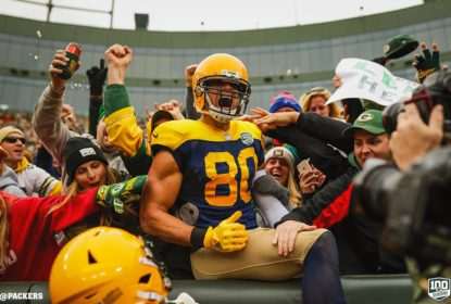 Jimmy Graham sofre fratura no dedão e desfalca Packers - The Playoffs