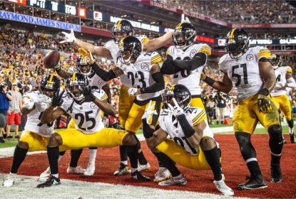 Pittsburgh Steelers vence Tampa Bay Buccaneers no MNF - The Playoffs