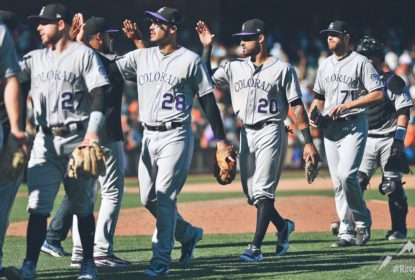 Colorado Rockies vence San Francisco Giants por 3 a 2