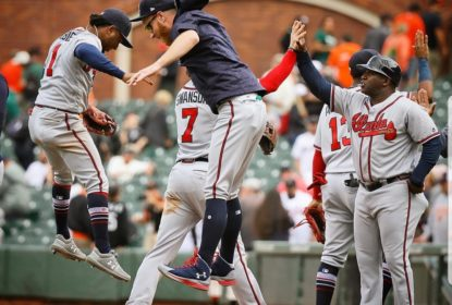 Atlanta Braves vira na 9ª entrada contra San Francisco Giants e fica próximo de vaga - The Playoffs