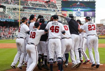 Atlanta Braves vence o Philadelphia Phillies e conquista a NL East - The Playoffs
