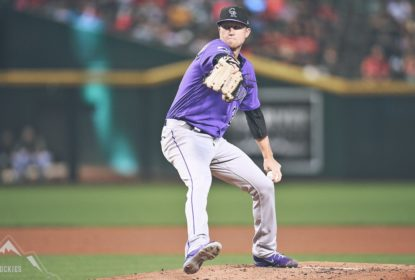 Com jogo sólido de Kyle Freeland, Rockies varrem os Diamondbacks - The Playoffs