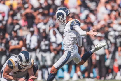 Rams assinam contrato com kicker Sam Ficken - The Playoffs