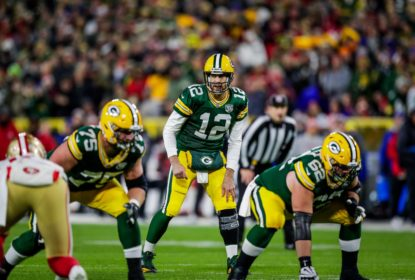 Packers vencem Niners no Monday Night Football por 33 a 30 - The Playoffs