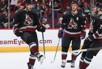 Arizona Coyotes: No caminho certo contra a irrelevância - The Playoffs
