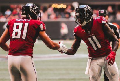 Falcons vencem Buccaneers em grande jogo de Matt Ryan - The Playoffs