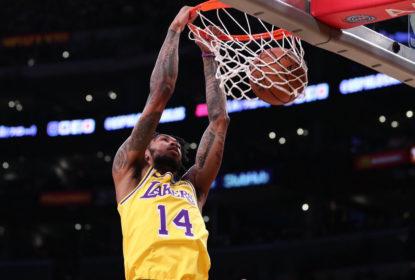 Brandon Ingram desfalcará Los Angeles Lakers por mais uma semana - The Playoffs