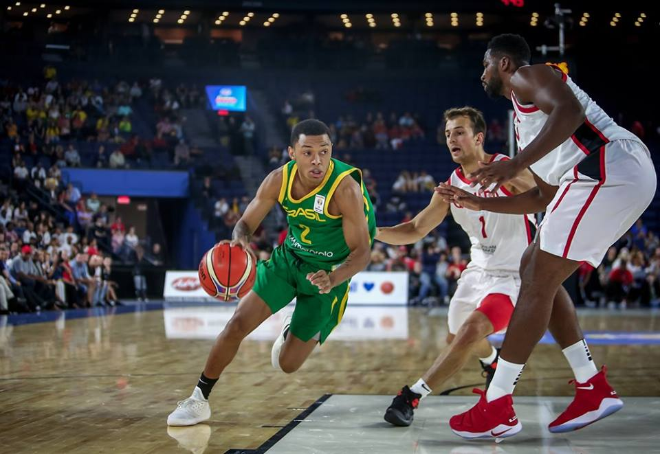 Estadio Wlamir Marques receberá jogos da selecao brasileira de basquete
