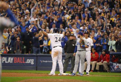Brewers vencem Dodgers e forçam jogo 7 na NLCS - The Playoffs