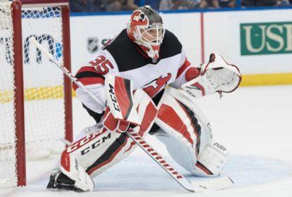 Cory Schneider perderá a abertura da temporada regular pelos Devils - The Playoffs
