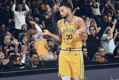 Apresentador de televisão revela missão secreta de Stephen Curry no All-Star Weekend - The Playoffs