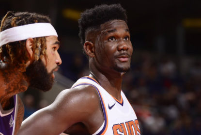 Deandre Ayton se destaca em estreia, mas Phoenix Suns perde para o Sacramento Kings - The Playoffs