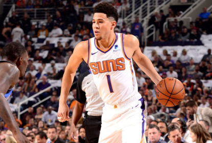 New York Knicks estaria interessado na contratação de Devin Booker - The Playoffs
