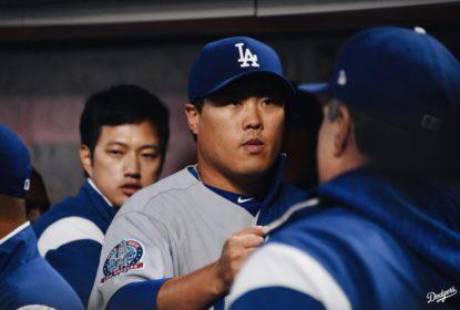 Hyun-Jin Ryu é o único de 7 a aceitar 'oferta qualificada' e fica nos Dodgers - The Playoffs