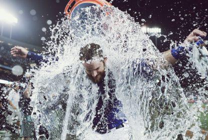 Dodgers batem Red Sox em jogo épico de 18 entradas - The Playoffs