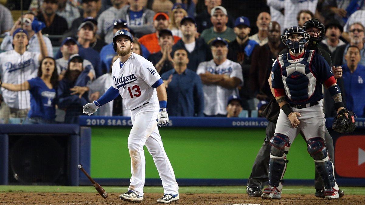 Dodgers vencem Red Sox com walk-off HR de Max Muncy