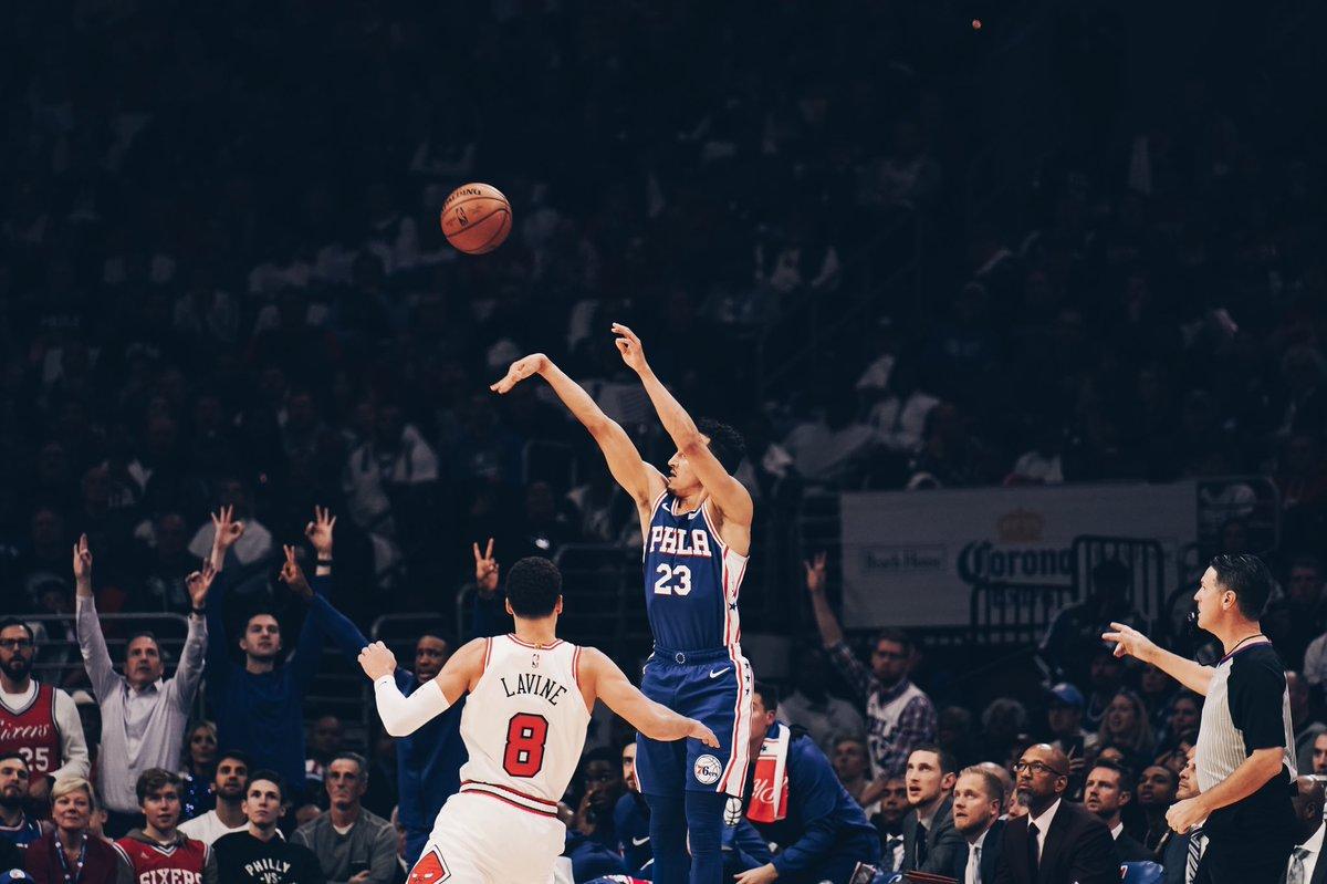 Philadelphia 76ers - Landry Shamet