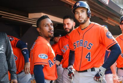 Astros doutrinam Indians e garantem vaga na final da Liga Americana - The Playoffs