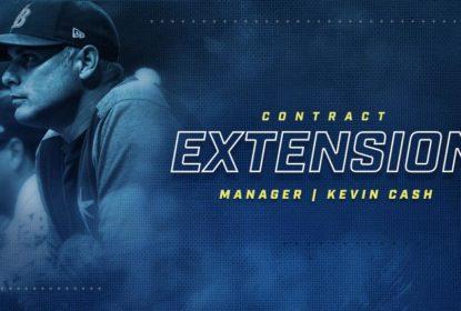 Kevin Cash assina extensão contratual com Tampa Bay Rays - The Playoffs