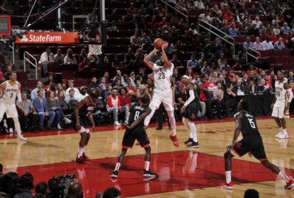 Pelicans vencem Rockets com grandes atuações de Anthony Davis e Nikola Mirotic - The Playoffs