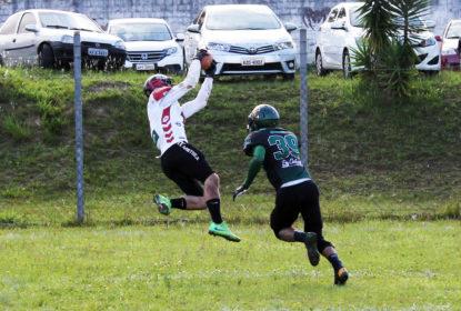 T-Rex vence Crocodiles em Curitiba e garante liderança na Conferência Sul da BFA - The Playoffs