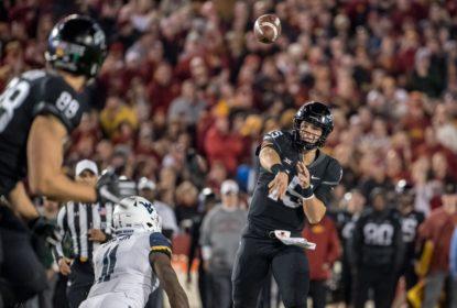 Iowa State surpreende, joga bem e atropela West Virginia - The Playoffs