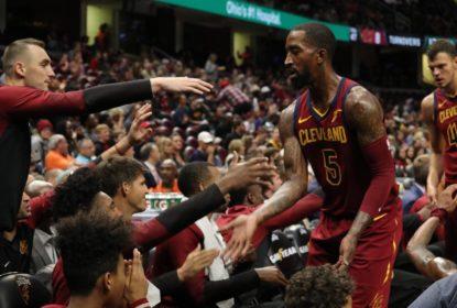 J.R. Smith deve acertar com os Lakers para o resto da temporada - The Playoffs