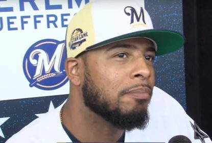 Jeremy Jeffress afirma que Justin Turner teve sorte em home run decisivo - The Playoffs
