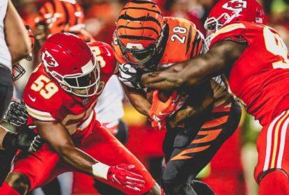 Com show de Kareem Hunt, Kansas City Chiefs atropela Cincinnati Bengals - The Playoffs