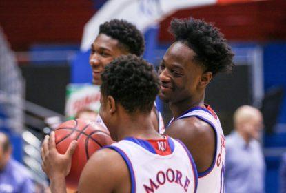 Kansas lidera ranking de pré temporada do College Basketball - The Playoffs