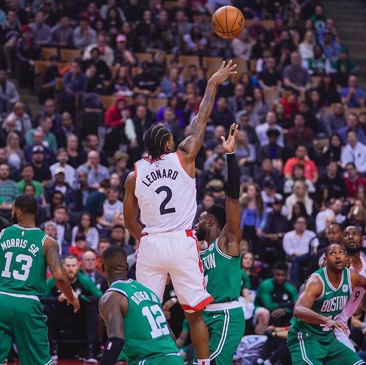 Em jogo equilibrado, Raptors vencem Celtics e seguem invictos na temporada - The Playoffs