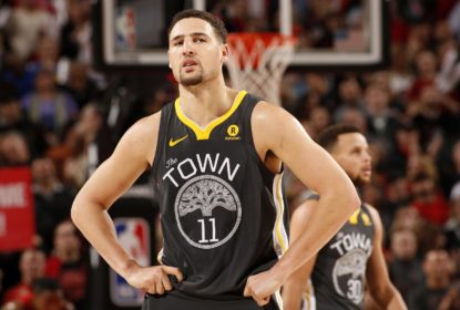 Klay Thompson aprova ida de LeBron James para o Los Angeles Lakers