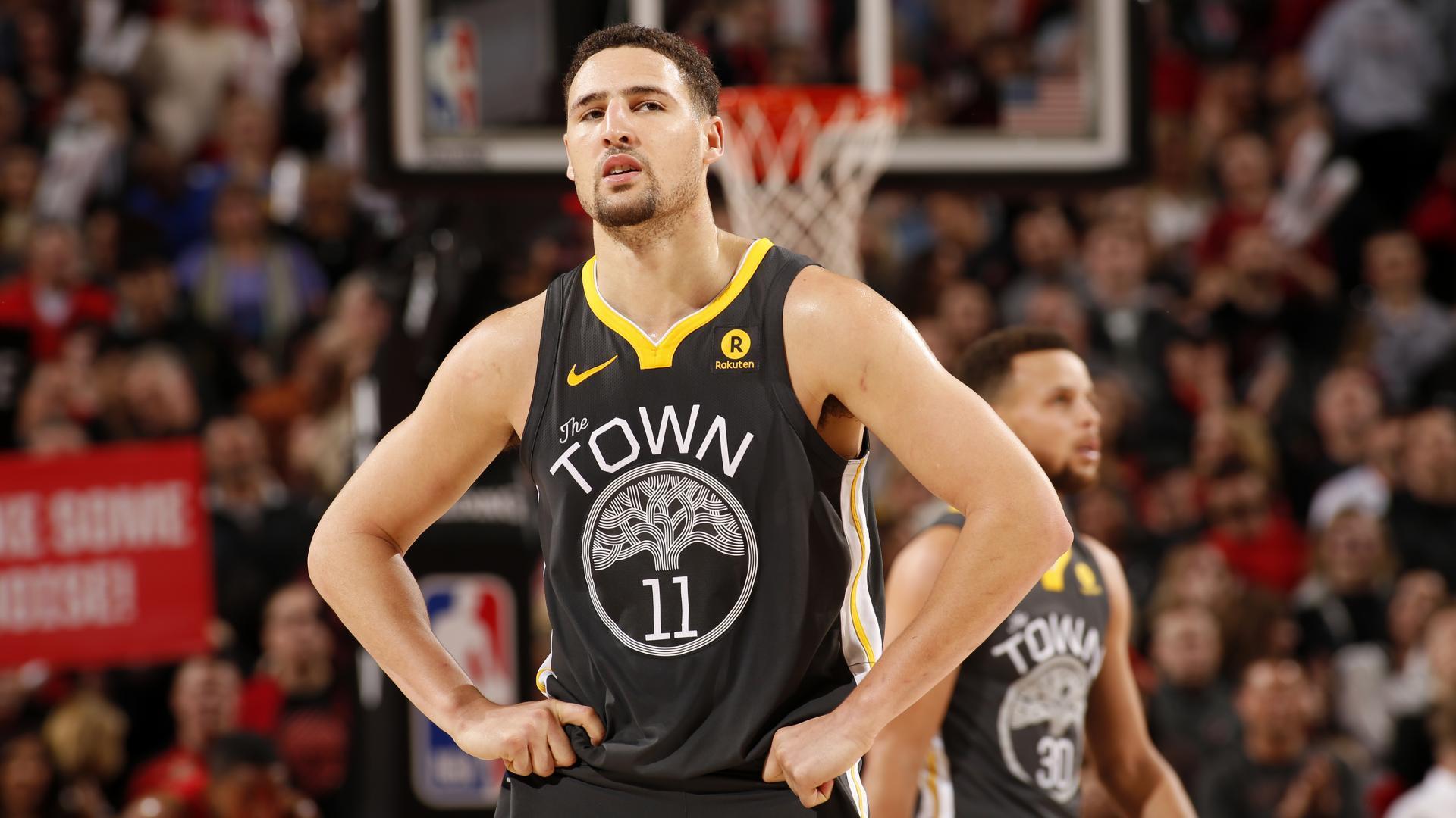 Klay Thompson aprova ida de LeBron James para o Los Angeles Lakers