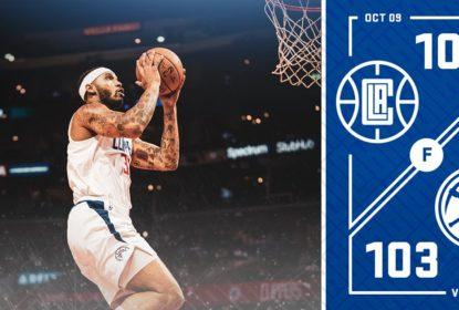 Em jogo acirrado, Clippers vencem Nuggets pela pré-temporada - The Playoffs