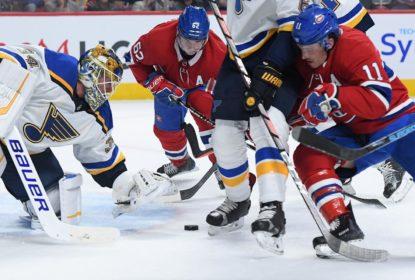 Montreal Canadiens vence St. Louis Blues em jogo dramático - The Playoffs
