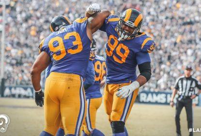 Rams vencem Packers por 29 a 27 e seguem invictos - The Playoffs