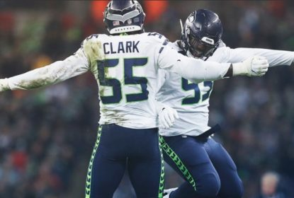 Defesa brilha e Seattle Seahawks atropela Raiders em Londres - The Playoffs